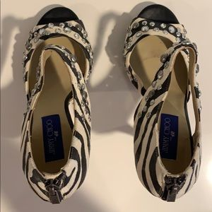Jimmy Choo for HM Shoes